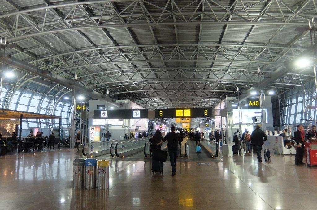 ベルギー・ブリュッセル国際空港乗り継ぎ