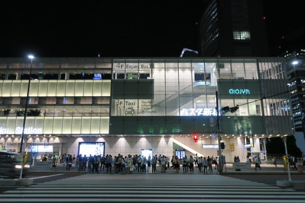 新宿バスタ