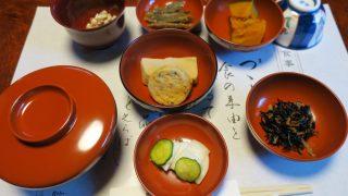 善光寺お朝事と玉照院宿坊の精進料理朝食体験@長野旅行記2017年6月初夏