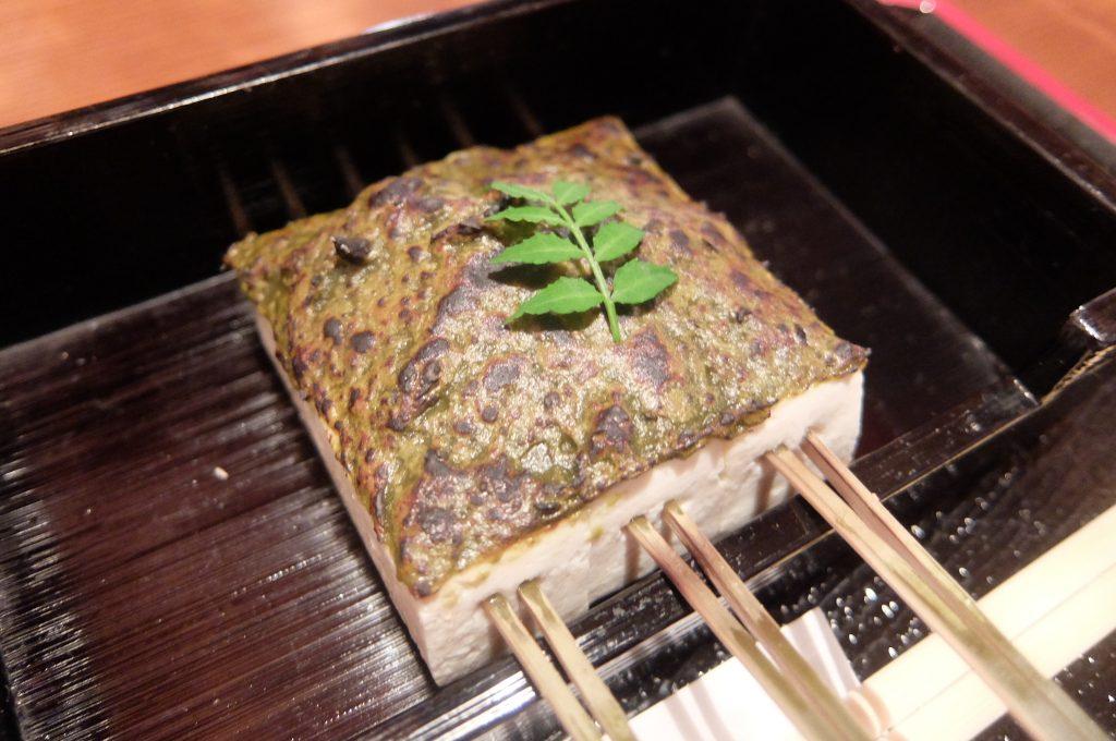 二軒茶屋豆腐田楽