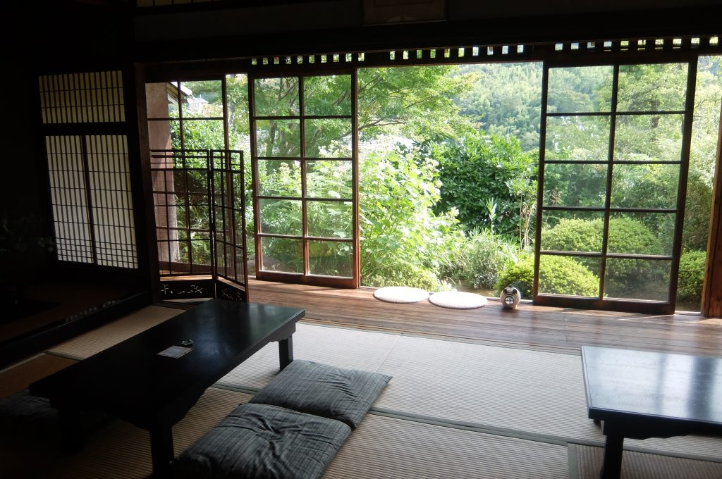 茶庵 芙蓉の座敷