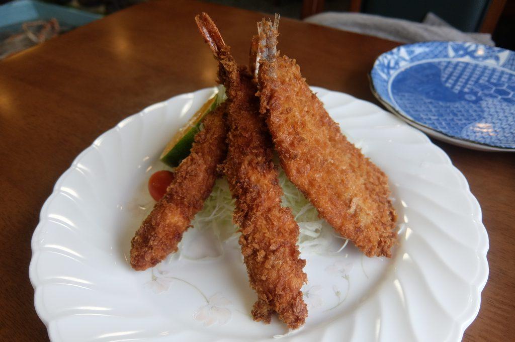 魚清の深海魚フライ