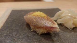 鮨 ばんど; ランチのおまかせですし匠系の握り寿司を堪能できます@新宿御苑・東京